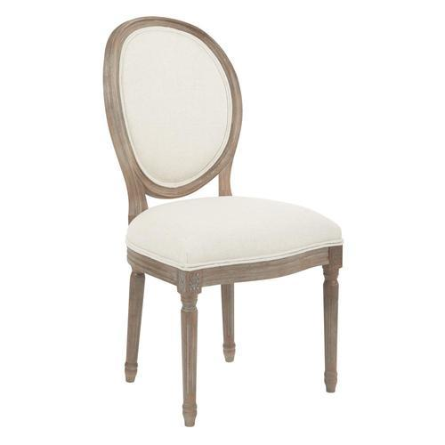 Ave Six Lillian Oval Back Dining Chair   Back