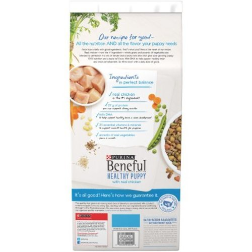 Purina Beneful Healthy Puppy Dry Dog Food 155 Lbs Check Back