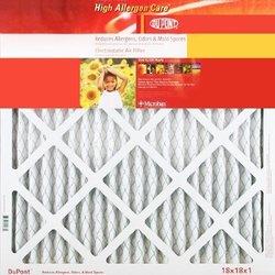 DuPont 4-Pk High Allergen Care Electrostatic Air Filter - White 559743