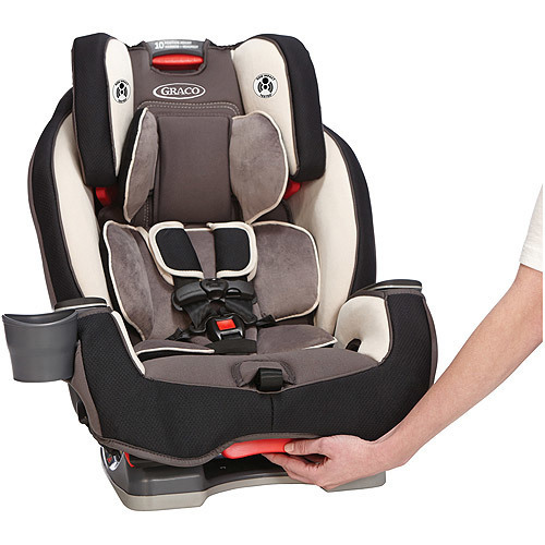 Graco Babys Milestone All In One Convertible Car Seat