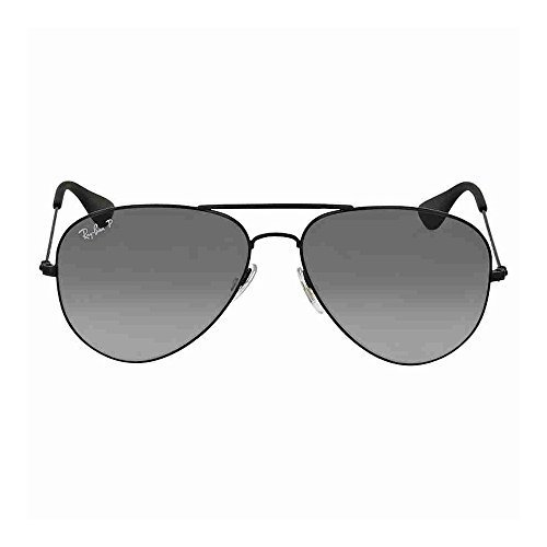 Ray-Ban Sunglasses  RB3558 002 T3 58 Polarized Gray Gradient - Check ... a69196f780