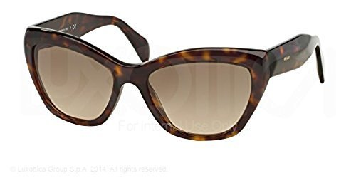 0532d9f945a Prada Cateye Women s Sungalsses - Havana - (PR 02QS-2AU3D0) - Check ...