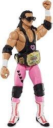 WWE Elite Flashback Hart Foundation Bret Hart Figure 1510398