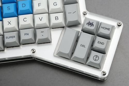 Infinity ErgoDox Ergonomic Keyboard Kit - Left - Check Back Soon