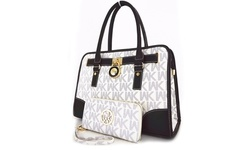 2-Piece WK Collection Tote Bag And Purse