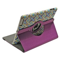 Aduro ROTATA DISCO Rotating Stand Case for Apple iPad 2/3/4 Generations