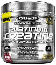 Muscletech Platinum 100% Creatine (80 Servings)