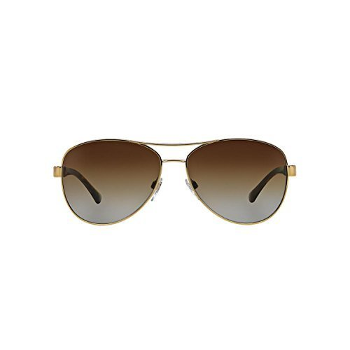 83fb8b29cf02 Burberry Women's Metal Sunglasses - Light Gold - 59mm (BE3080-1145T5-59) -  Check Back Soon - BLINQ
