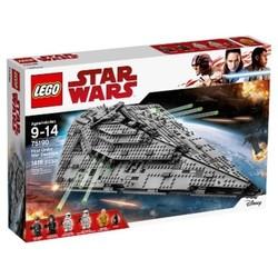Lego Star Wars The Last Jedi First Order Star Destroyer ( 75190) 1523956
