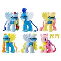 "My Little Pony 6"""" Wonderbolts Collection - Set of 6"" 1524494"