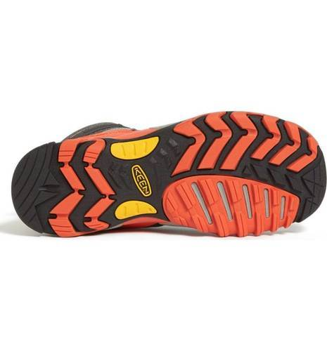 e81d78ea087 Keen Marshall Mid Hiking Boot - Raven/Spicy Orange - Size: 10 - Check Back  Soon