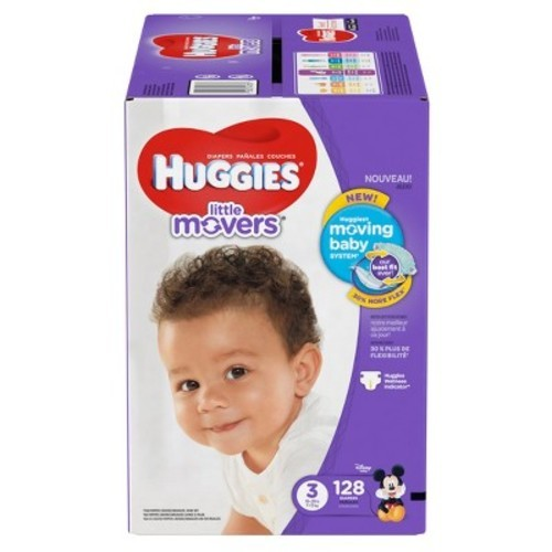 a5fa06966 Huggies Little Movers Diapers - Size 3 (128ct) - Check Back Soon - BLINQ