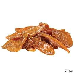Natural and Organic Sweet Potato Treats 1 lb Bag