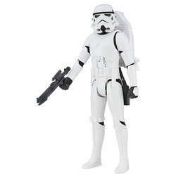 Star Wars Rogue One Interactive Imperial Stormtrooper Figure (B70980000) 1523525