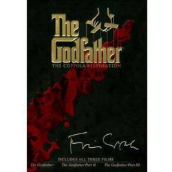 The Godfather Collection Coppola Restoration 5-Disc DVD Widescreen 1523581