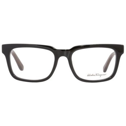 4c5a57e4dc857 Salvatore Ferragamo Men s Optical Frame - Black Striped Brown ...