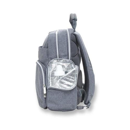 c98c8e52f21 ... ErgoBaby Anywhere Go Backpack Diaper Bag - Gray - Size One Size ...