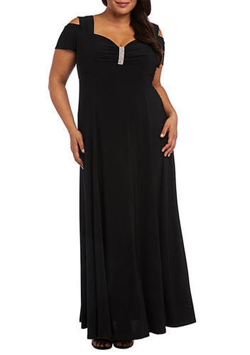 R&M Richards Plus Size Evening Gown-16W - Check Back Soon