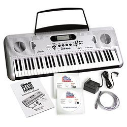 eMedia Play Piano Pack Deluxe with Instructional Software and DVD