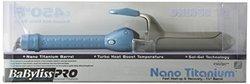 "Babyliss Pro Professional Nano Titanium Spring Curling Iron 1 1/4"""