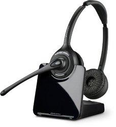 Plantronics CS500 XD Series Wireless Headset System - Black (88285-01)