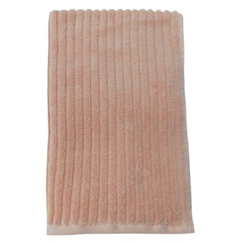 Texture Hand Towel Peach Parfait Room Essentials