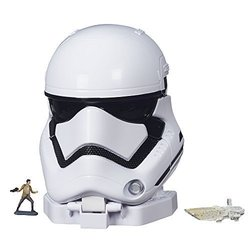 Star Wars The Force Awakens Micro Machines Stormtrooper Playset 1549282