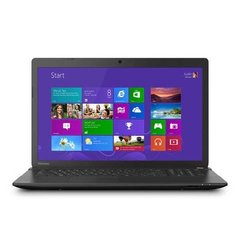 "Toshiba Satellite 17.3"" Laptop 8GB 750GB Windows 8.1 (C75D-B7260)"