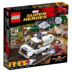 LEGO  Marvel Super Heroes Spider-Man Beware the Vulture 76083 1555581