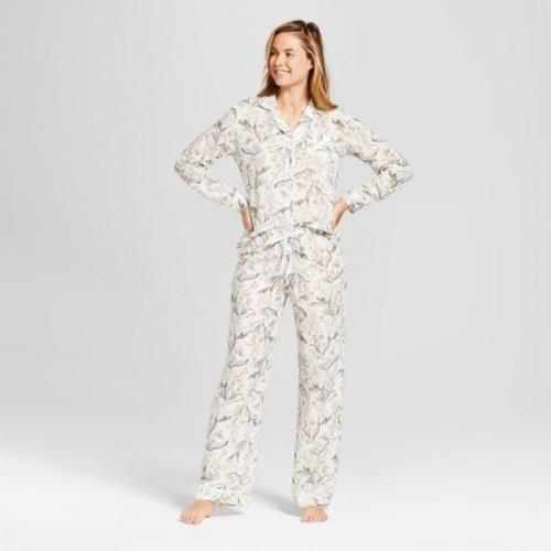 492706d47 Gilligan   O Malley Women s Pajama Set - Almond Cream - Size  M - Check  Back Soon - BLINQ