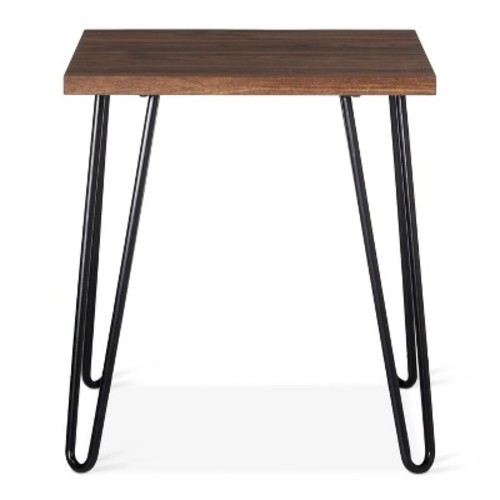 Room Essentials Hairpin Accent Table Walnut 52058353
