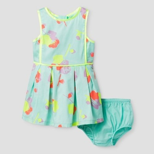 68a1bad82b976 Baby Girls' A Line Dresses Cat & Jack - Aqua Float 18 M - Check Back Soon -  BLINQ