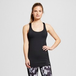 Women's Embrace Fitted Tank Top - C9 Champion  Black L 1567947