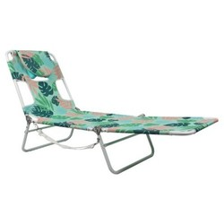 EV Summer Facedown Beach Lounger