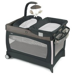 Chicco Lullaby Baby 3-Stage Portable Playard - Lilla