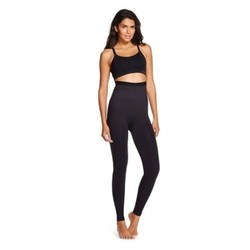 Assets  by Spanx  Women's Hi Waist Seamless Leggings - Black 1580725