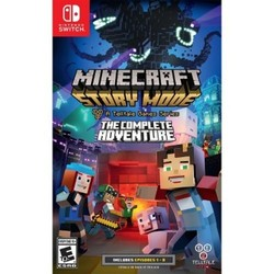 Minecraft: Story Mode The Complete Adventure Nintendo Switch 1582107