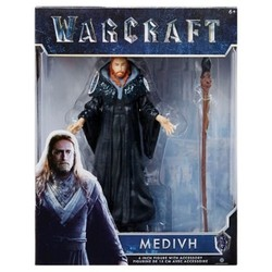 "World of Warcraft Medivh Figure with Accessory - 6"""""" 1583624"