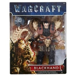 "World of Warcraft Blackhand Figure with Accessory - 6"""""" 1583716"