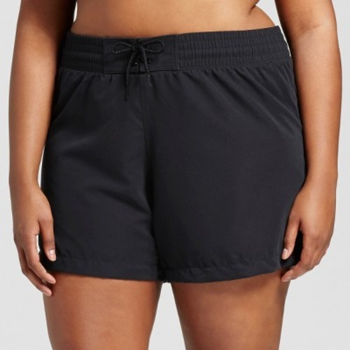c796f484e9763 Ava & Viv Women's Plus Size Boardshorts - Black - Size: 24W/26W - Check  Back Soon - BLINQ