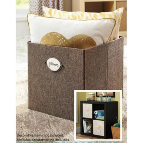 Better Homes Gardens Collapsible Fabric Storage Cube