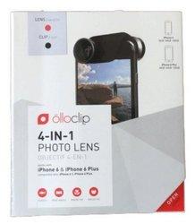 Olloclip Cel Ip6/6+ Camera Lens (OCER-IPH6-FW2M-RB) 1594792