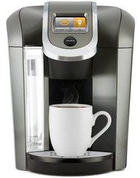 Keurig Single Serve Programmable K-Cup Coffee Maker - Platinum 1577860