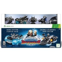 Skylanders SuperChargers Dark Edition Starter Pack Xbox 360 1606436