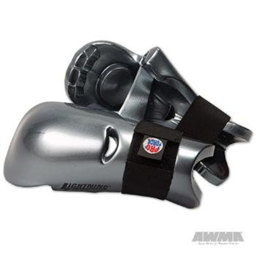 Proforce Lightning Punches Karate Sparring Gloves - Silver - Child Medium -  Check Back Soon
