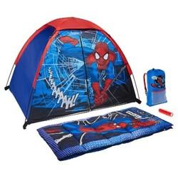 Marvel 4 Piece Camp Kit - Marvel Spider-Man 1610493