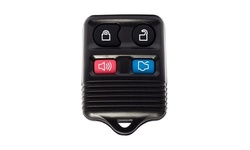 4-Button Replacement Keyless Entry Remote Control Car Key