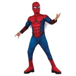 Rubie's Boys' Spider-Man Homecoming Child Costume - Multi - Size:M 1593312