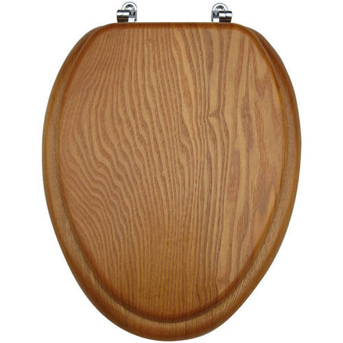 Phenomenal Mainstays Elongated Molded Wood Toilet Seat Cover Oak Tce 13100M Bz 3 Check Back Soon Caraccident5 Cool Chair Designs And Ideas Caraccident5Info