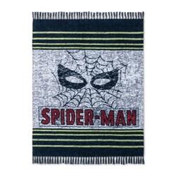 "Spider-Man  Web Gray Throw Blanket (50""""x60"""")"" 1627503"